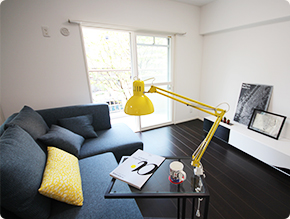 Daimyo sun apartment house 306