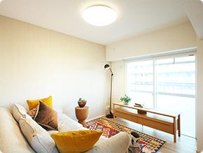 Green apartment Meinohama 301