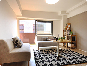 Green apartment Meinohama 602