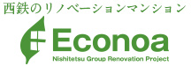 Renovation apartment Eco Noah of Nishitetsu
